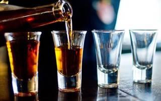 Язва от алкоголя