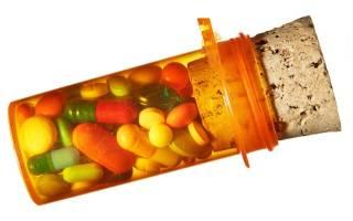 Лекарства от запора у взрослых список