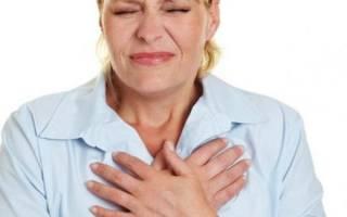 После рвоты болит грудная клетка