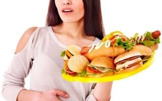 Хронический холецистит диета 5 меню на неделю