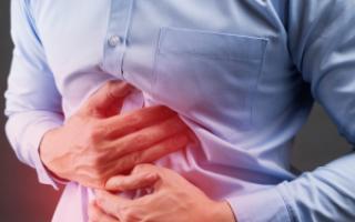 Пептическая язва желудка и двенадцатиперстной кишки