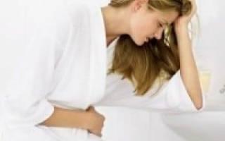 Что делать когда болит желудок и тошнит