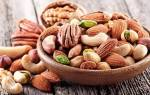 Гастрит и орехи