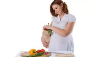 Продукты от запора при беременности