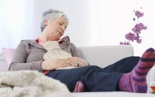 Запор у пожилого человека что делать