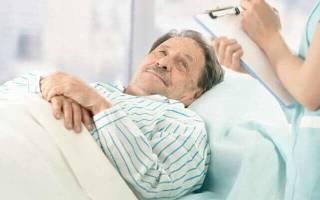 Слабительные средства при запорах для пожилых лежачих больных