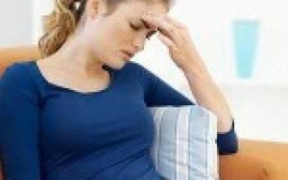 Головокружение слабость тошнота после еды