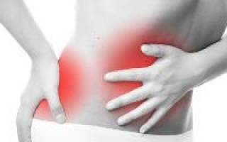 Болит желудок и спина