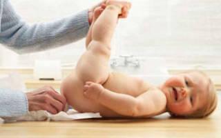Запор у малыша 7 месяцев