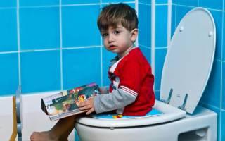 У 2 летнего ребенка запор что делать