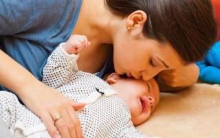 Метеоризм у кормящей мамы