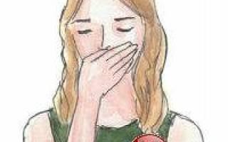 Тошнит и болит печень